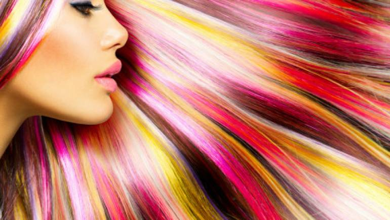 Hair Colouring – Full Hair