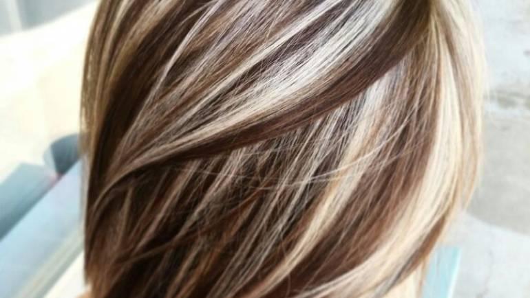Hair Colouring – Highlights