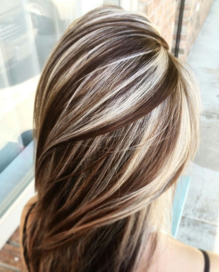 Hair Colouring – Highlights